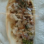 福来檪 - 料理写真:たこ焼き10個