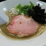 麺処 晴 - 濃厚そば 850円