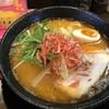 麺屋 次男坊 - 料理写真:限定 海老塩豚骨 大盛 ¥850