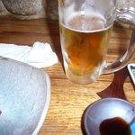 7587504 - 生ビールでございます。