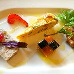 オステリア イル ロカーレ - 料理写真:プラス300円で付けられる前菜