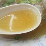 本店 鉄なべ - スープ