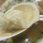 本店 鉄なべ - スープ餃子の正体