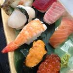 活き活き亭 - 特選寿司