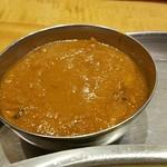 インド定食 ターリー屋 - 価格相応