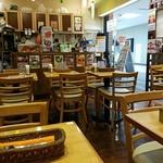 インド定食 ターリー屋 - 店内