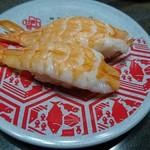金沢回転寿司 輝らり - 蒸しえび