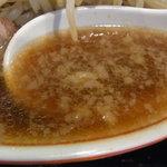 らーめん大  - スープは非入荷の醤油ベース