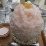 埜庵 - さくら氷¥800 '11.4.