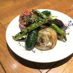 ハミングバーズヒル - グリル野菜