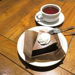 ハミングバーズヒル - チョコレート・ケーキ