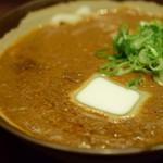 香川 一福 - カレーうどん・小@税込680円
