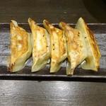 餃子バル - ランチ:セットの焼き餃子