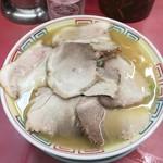 天天,有 - チャーシューメン750円