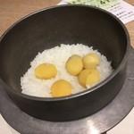 ロイヤルホテル - 料理写真:夕食 バイキング くりご飯