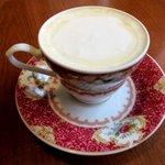 ブレイク - ウインナーコーヒー!