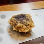 ほり井 - 椎茸海老詰め