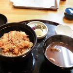 ほり井 - 天丼