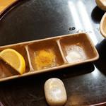 ほり井 - カレー塩がうれしい
