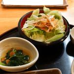 ほり井 - 野菜サラダ