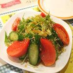コピラ - 生野菜サラダ