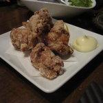 大門 横丁 - 大山鶏の唐揚げ 550円