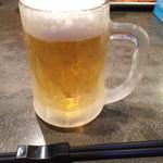 花くじら - 生ビール