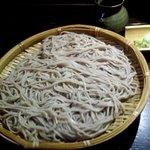 そば処 与市 - 料理写真:ざる蕎麦!