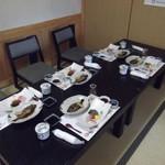 ひで寿司 - 料理写真:お座敷で椅子だったので足か楽♪
