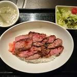 BeefGarden - Beefステーキ丼
