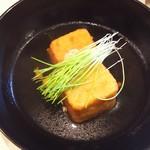 宵月・鮨ダイニング - 海老芋豆腐