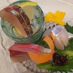 宵月・鮨ダイニング - 鮮魚盛り合わせ