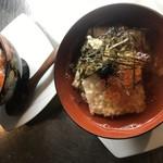 紫さくら - 鮭といくらのおこげ茶漬け