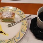 宵月・鮨ダイニング - デザート&コーヒー