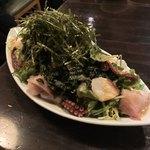 和み家 魚えん - 和み家 魚えん(東京都千代田区内神田) 魚えんサラダ 780円