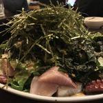 和み家 魚えん - 和み家 魚えん(東京都千代田区内神田) 魚えんサラダ