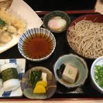 うどん・そば 山ふじ - 料理写真:
