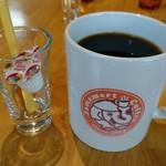 ジャママート コーヒー - ジャママートブレンド 400円