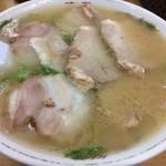 江ちゃんラーメン - 料理写真:チャーシュー麺750円