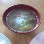 75898185 - 野菜スープ