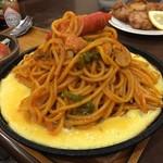 SWAN - 料理写真:イタリアンスパゲッティー(大盛り)