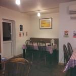 パラティーノ - カントリー風の一軒家レストラン