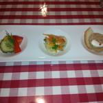 パラティーノ - 前菜