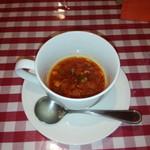 パラティーノ - スープ
