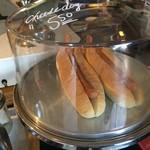 リトルナップコーヒースタンド - ホットドッグも