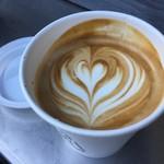 リトルナップコーヒースタンド - カフェラテ