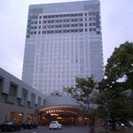 759082 - このホテルの最上階です