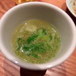橙 - 水炊き(2700円)