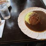 紅茶の店 ARIEL - 料理写真:スパイスカレー