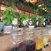 カフェ&レストラン グリーンテーブル - ドリンク写真:ドリンクバー、オシャレ~